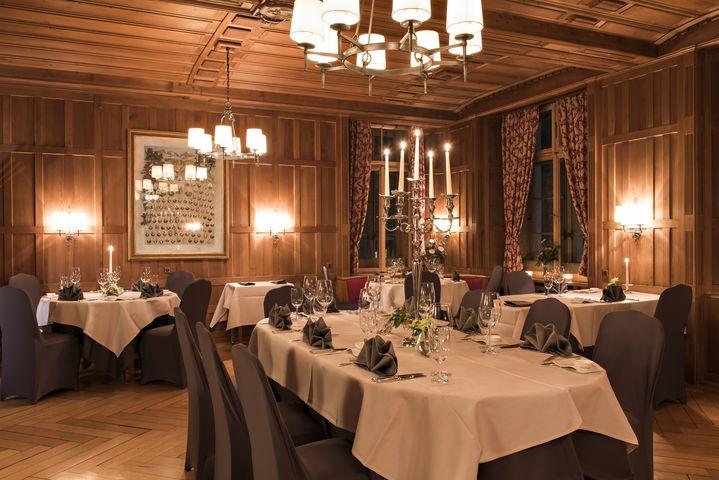 ristorante gourmet